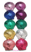 Foil Wrapped Scallop Shells