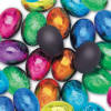 Dark Chocolate Foil Wrapped Easter Eggs Madelaine