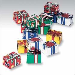Foil Wrapped Chocolate Santa, Bulk Christmas Chocolates, Chocolate ...