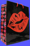 Smooches Lips Gift Bag